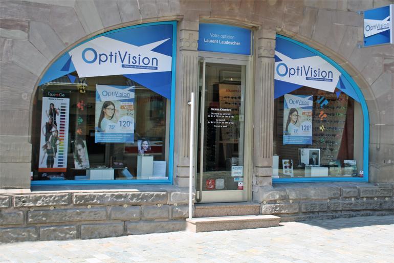Stratégie et campagne de communication pour un opticien