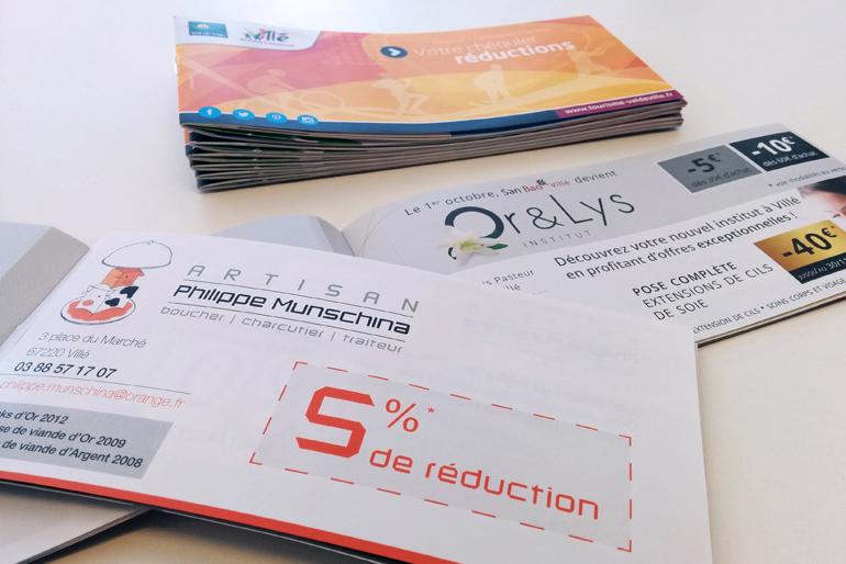 Campagnes commerciales et magazine Val'Action