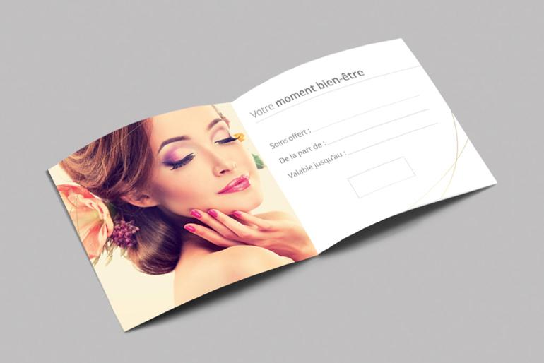 Identité visuelle, supports, signalétique et ambiance olfactive pour un institut de beauté