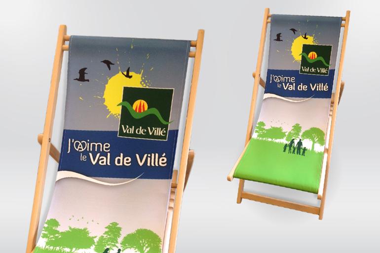 Supports de promotion du Val de Villé