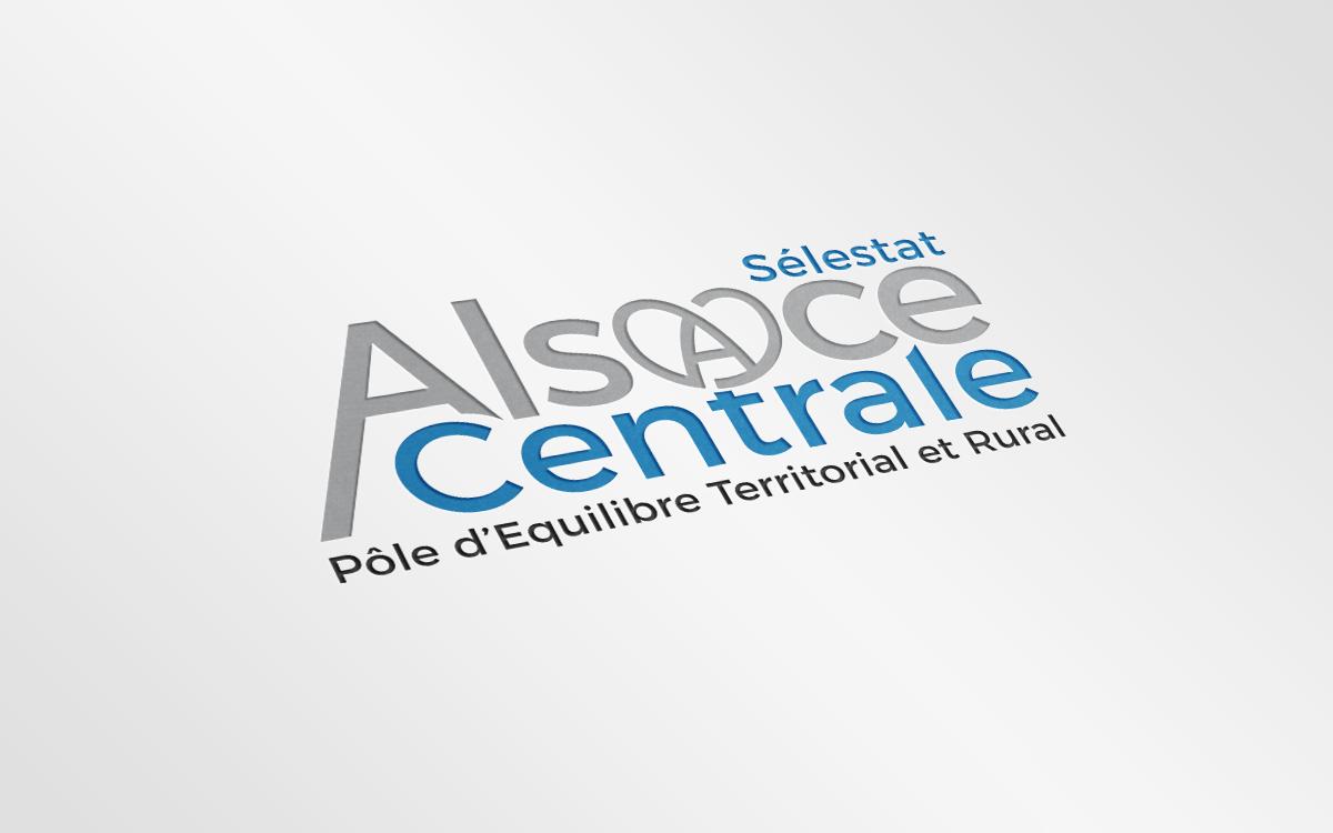 Identité visuelle et site internet institutionnel du Pôle d'Équilibre Territorial et Rural